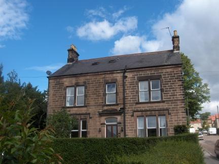 Manor house in Matlock