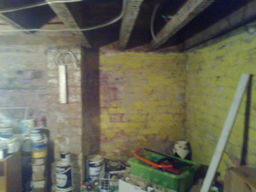 Damp basement