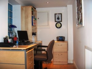Small office space created