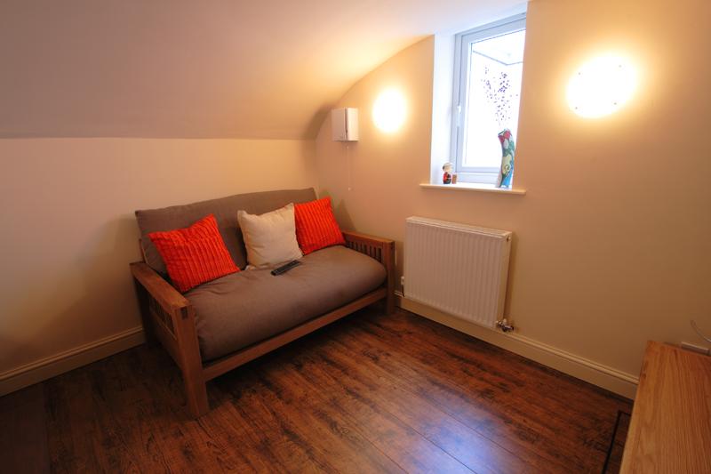 Living area created