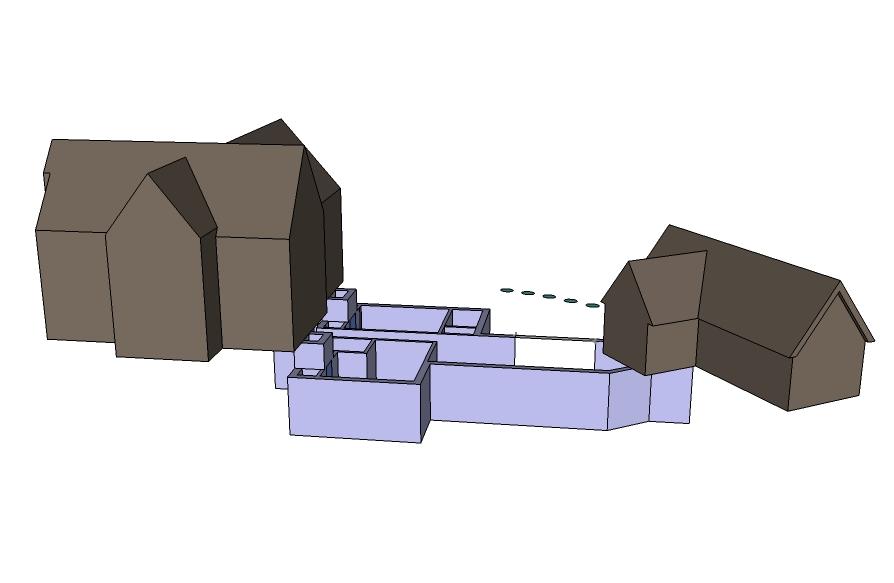 Basment link concept