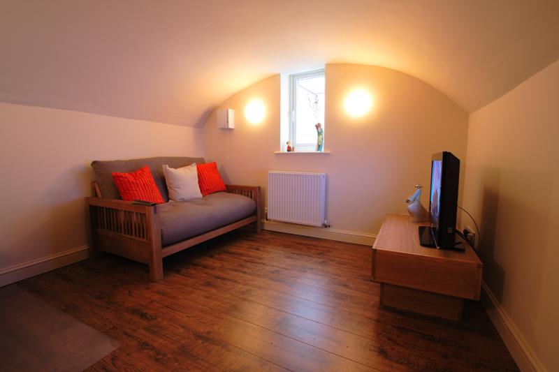 TV/Lounge room in basement