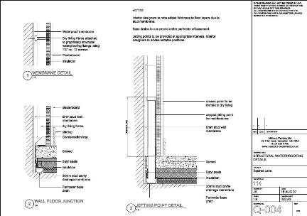 Construction designs