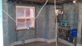 New sash window to give natural light