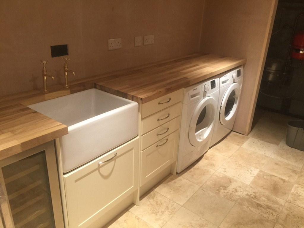 New units fit for utility room
