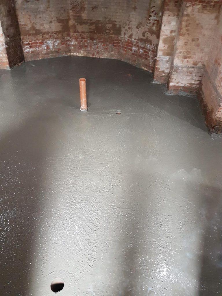 Underground drainage inlet