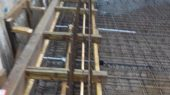 Kicker construction for all walls