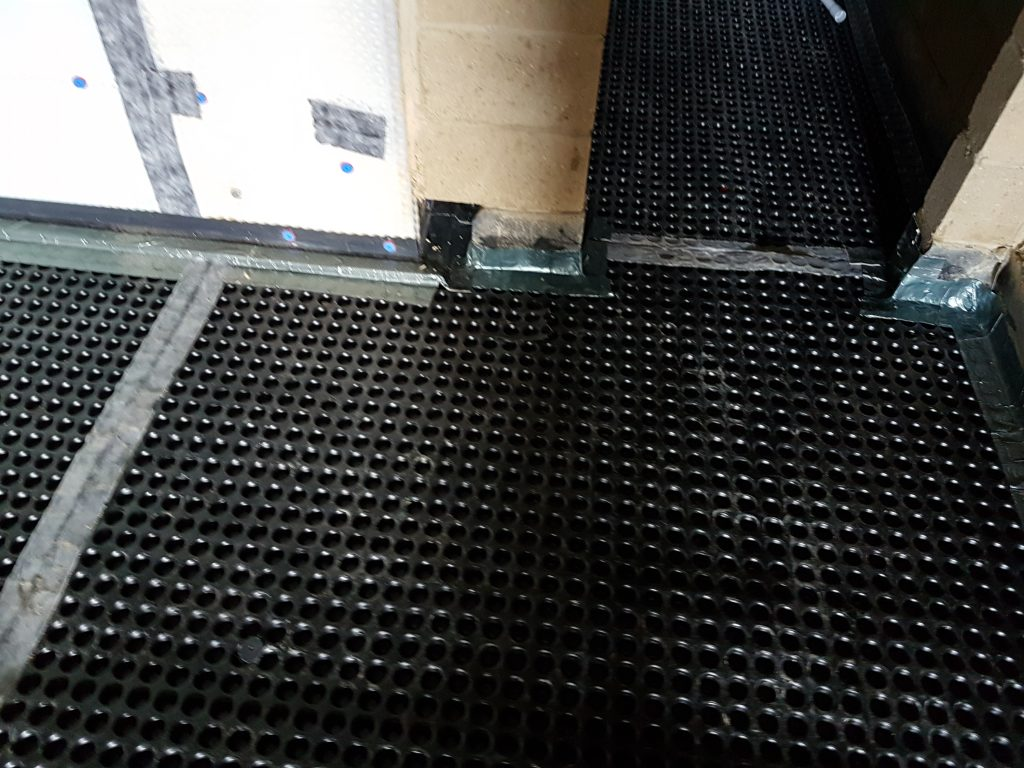Flooring membrane